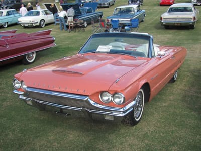 1964 Ford Thunderbird Sports Roadster