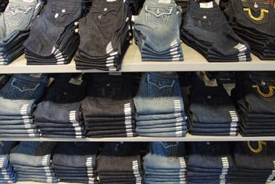 TrueReligionJeans: Bring home a coveted pair of True Religion jeans.
