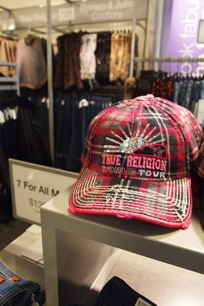 LCTrueReligionHat: Stay young at heart with a True Religion baseball cap, available at Last Call by Neiman Marcus.