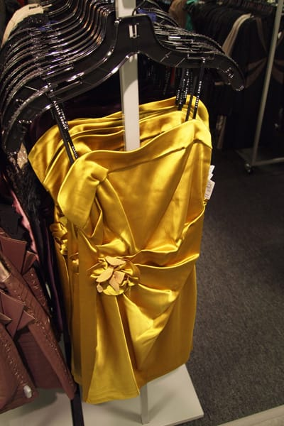 AlexaAdmorDress: The store carries popular designers, such as Alexa Admor.