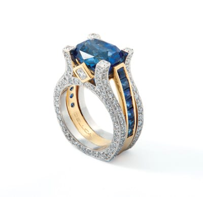 Elegance to Order - A can-do spirit inspires custom designs to augment the classics at Deluca jewelers