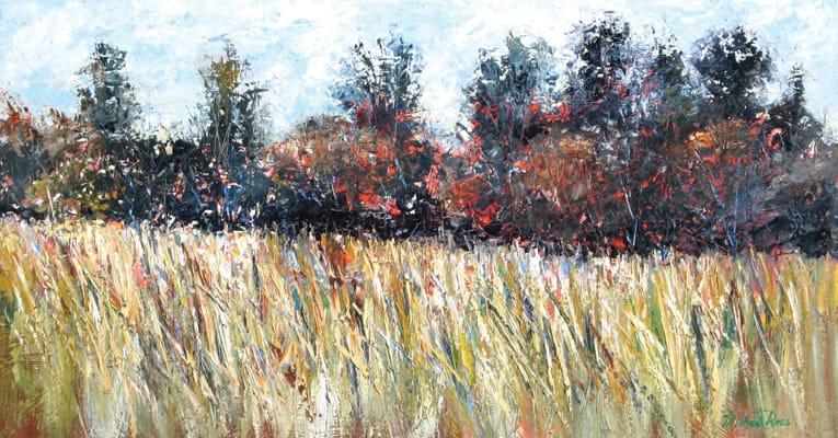 Torrey Marshland by Michael Ross