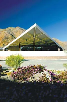 Palm Springs Visitors Center.