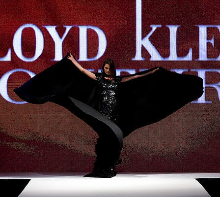 Lloyd Klein Runway fashion show at Fashion Week El Paseo - Tuesday, March 20, 2012