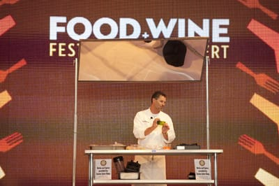 James Beard Foundation luncheon benefit kicked off Food + Wine Festival Palm Desert 2012