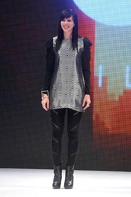 Designer Mila Hermanovski