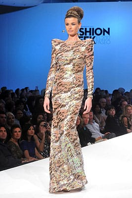 Fashions by Michael Costello