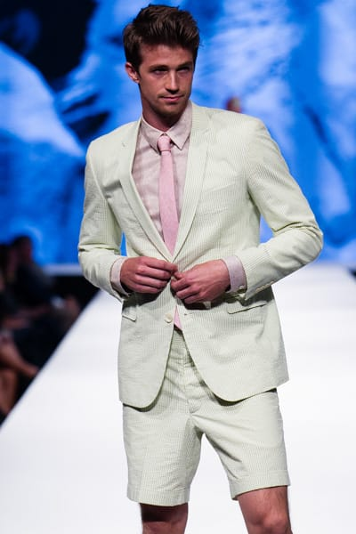 Men's and Women's Collections by Anthony Franco - Friday, March 23, 2012