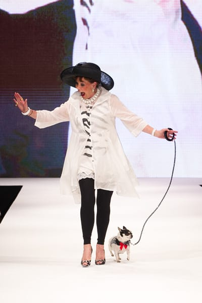 "Le Chien: ""A Celebration of Dogs and Fashion"" Saturday, March 17, 2012"