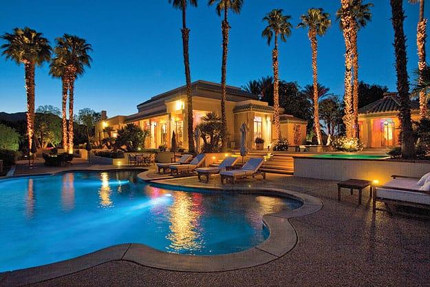 Palm Springs Luxury Real Estate Merv Griffin Estate La