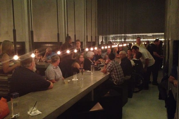 Palm Springs Workshop Restaurant Uses Local Ingredients For Success