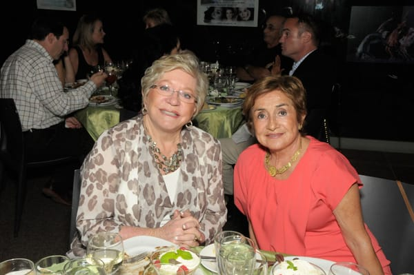 Dee Wambaugh and Yvonne Monahan