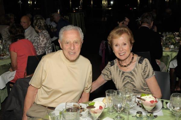 Barbra and Bernie Fromm