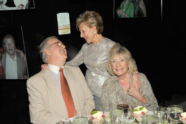 Harold Meyerman, Annette Bloch, and Dorothy Meyerman
