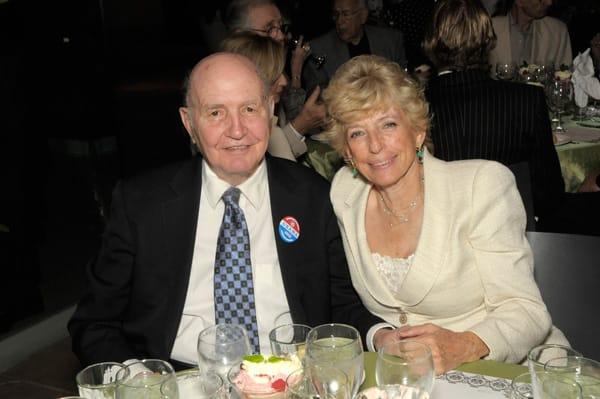 Marshall and Jackie Gelfand