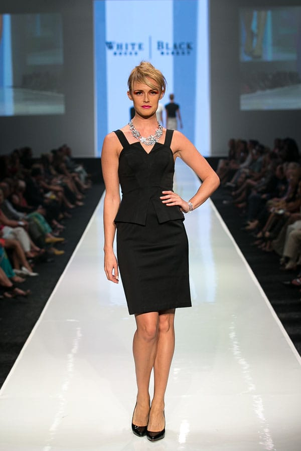 More than 15 El Paseo Palm Desert retailers sent their best spring looks up the runway on Tuesday night March 19, 2013 at Fashion Week El Paseo.