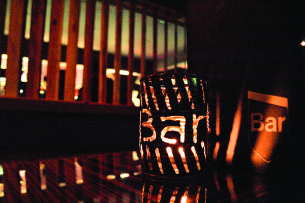 Bar is one of Palm Springs' coolest watering holes.
