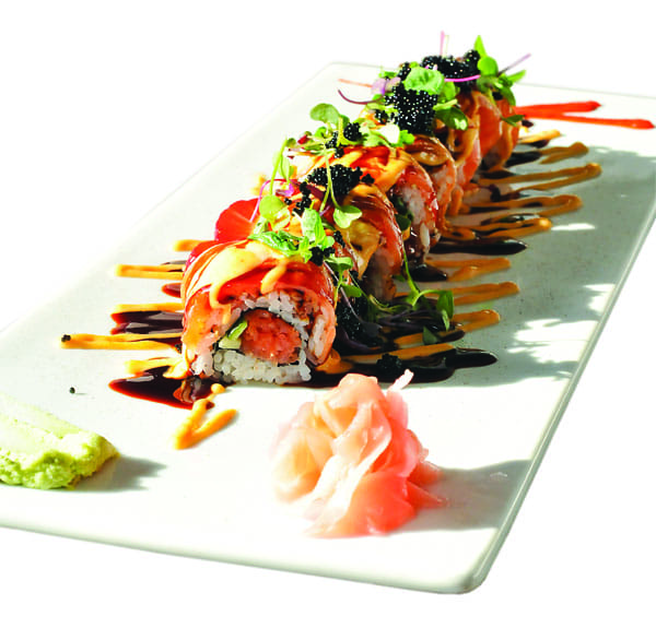 Best Sushi / Japanese Restaurant - Venue Sushi and Sake Lounge