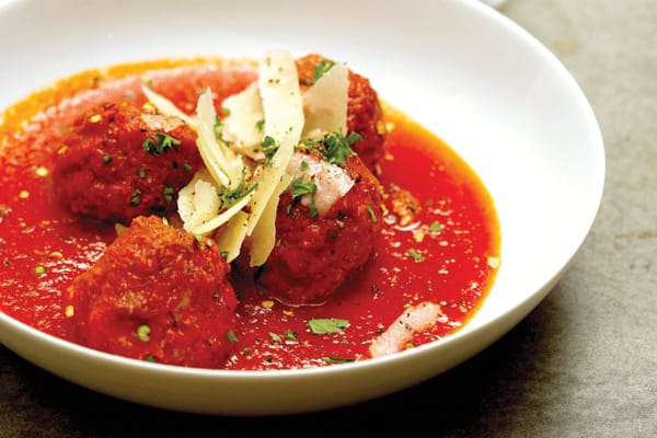 Birbas Nonna's meatballs are just like … mom used to make.