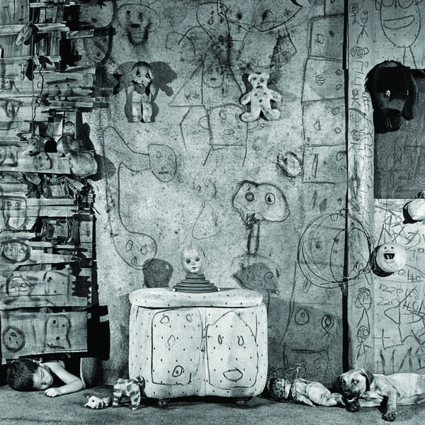 Generation X will love the photography of Roger Ballen