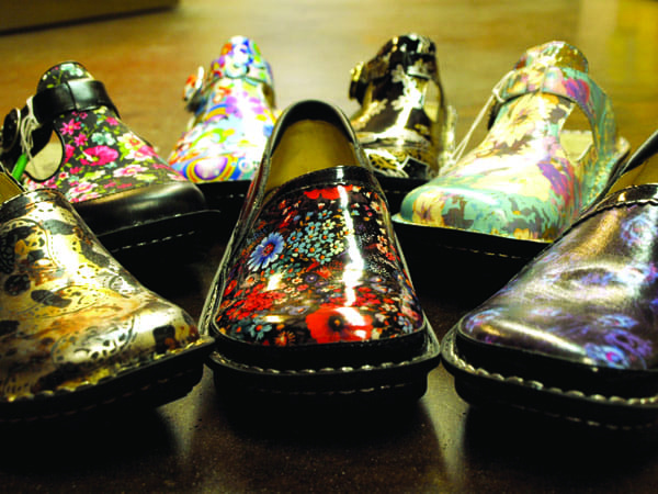 Clogs, mules, and other slip-ons are a great way to explore the sandals trend.