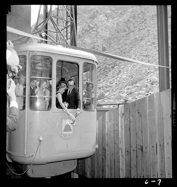 Scenes from Palm Springs Aerial Tramway