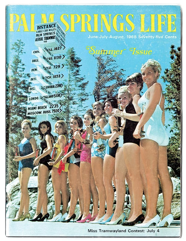 The Summer 1968 issue of Palm Springs Life