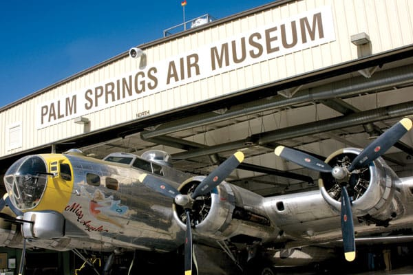 Aviation lovers and vintage aircraft collectors, find heaven at PS Air Museum.