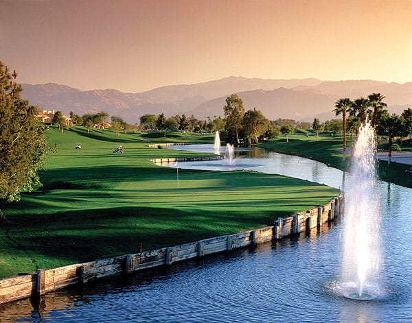 Can you master the 18th Hole at the Pete Dye Course in Mission Hills?
