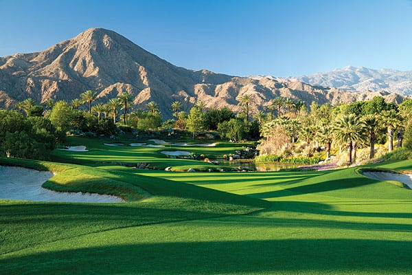Hit the links in style at Indian Wells Golf Resort.