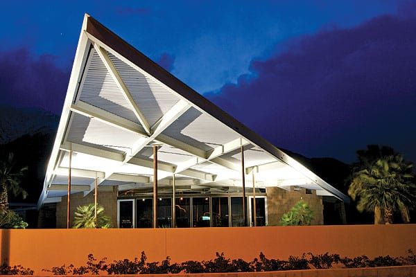 Modern Architecture tours are what Palm Springs is known for.