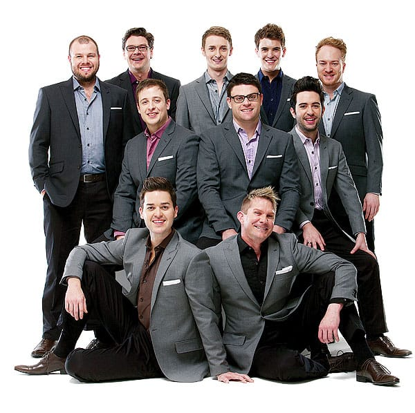 Hear beautiful music from artists like The Ten Tenors at McCallum Theatre