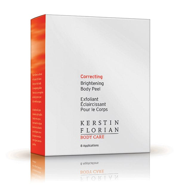 Get smooth, sexy arms with Kerstin Florian's Brightening Body Peel.