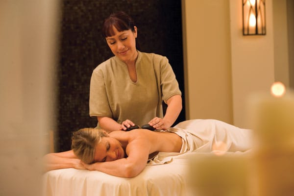 Book your favorite rubdown or treatment at Omni Resorts Rancho Las Palmas