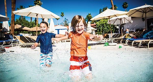 Dive into cool waters at Splashtopia.