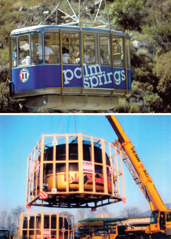 Up, Down, Round and Round