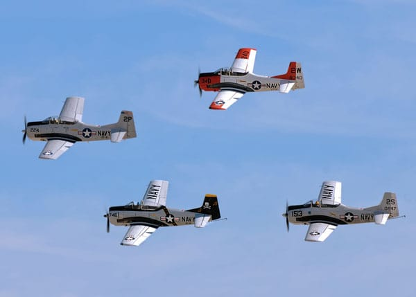 November of 2013 marks the return of the Hemet-Ryan Air Show.