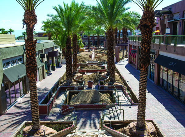 Palm Desert - On the move with new retail, restaurants, and education
