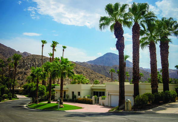 INDIAN WELLS - The desert's luxury capital navigates a turbulent economy with foresight, finesse, and a visionary eye on the future.