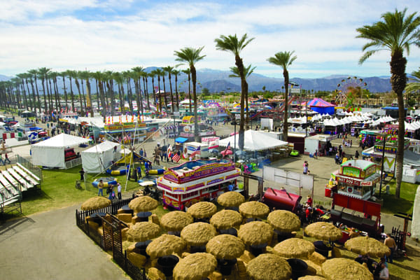 Steady as it Grows - Riverside County and the Coachella Valley cultivate a beautiful relationship