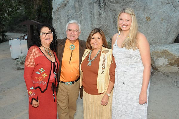 Dinner In The Canyons Benefits Agua Caliente Cultural Museum - Oct. 12, 2013