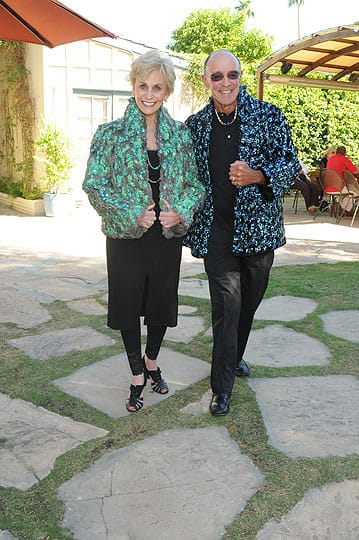 Garden Party at Copley's Benefits Desert Blind & Handicapped — Oct. 5, 2013