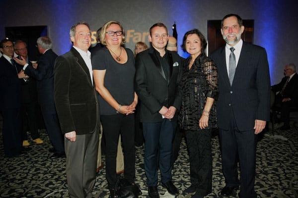 Leslie Jordan Hosts Equality Awards — Oct. 12, 2013
