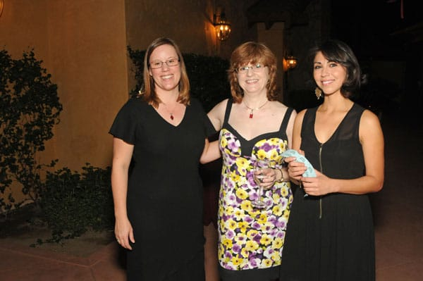 Winewomen Present An Evening of Song to benefit Well In The Desert — Oct. 20, 2013