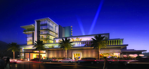 Uncorking the Bottleneck - Red wine played a big part in the coming rebirth of downtown Palm Springs.