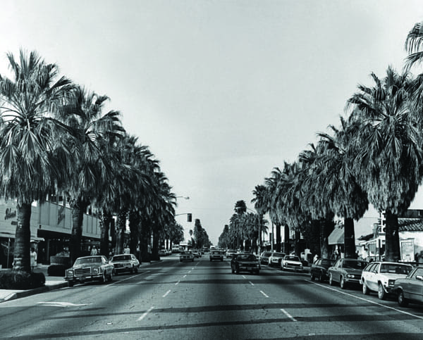 The Heart of the City - Palm Canyon Drive a boulevard of dreams