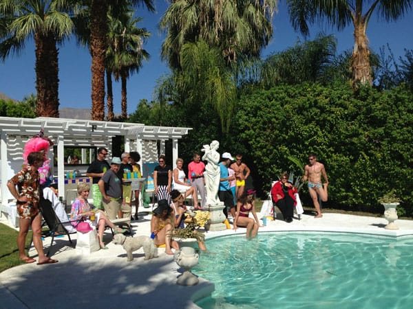 A local lifestyle brand celebrates the good life in Palm Springs