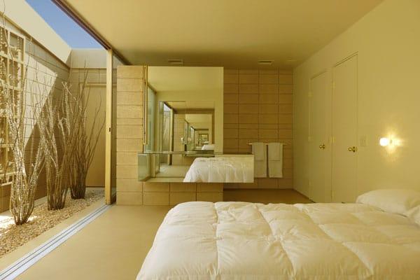 Bedroom at Acido Dorado