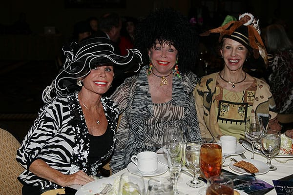 13th Annual Hats Off Luncheon - Nov. 7, 2013