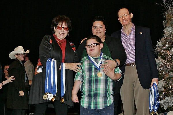 19th Annual Pegasus Riders Awards Luncheon — Dec. 15, 2013